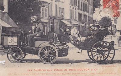 Paris to Rouen July 22nd 1894