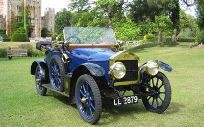 Restoring a 1914 Singer 10