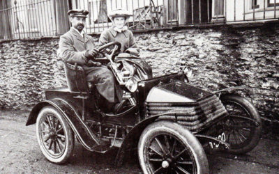 My 1904 Wolseley